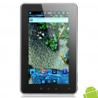 "Genuine Benss 7"" TFT Touch Screen Android 2.3 Tablet PC w/ Camera / HDMI / Wi-Fi / TF (Silver Grey)"