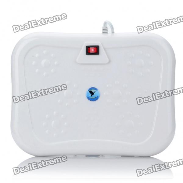 Multi-Function Foot/Hand/Food Electric Warmer Plate (AC 100~270V/2-Flat-Pin Plug)