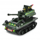 DIY 3D Tank Toy Bricks