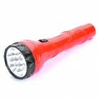 Rechargeable 2-Mode 13-LED White Light Flashlight
