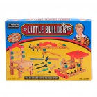 Little Builder Chair + Airplane + Locomotive Models Educational Assembly Toy