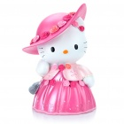 Ziemlich Hallo Kitty Stil Coins Bank-Spardose - Pink