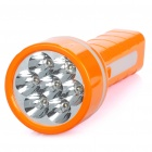 Rechargeable 2-Mode 7-LED White Light Flashlight