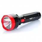 Rechargeable 2-Mode White LED Flashlight
