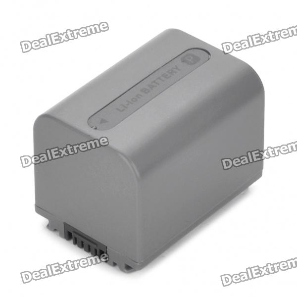 "Replacement 7.2V ""1500mAh"" Battery Pack for Sony NP-FP70"