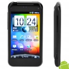 "G1000 4,1 ""Capacitive Screen Android 2.3 Dual SIM Quadband GSM Smartphone w / GPS + Wi-Fi - Black"