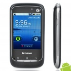 "Lenovo A30t 2.8"" Touch Screen Android 2.2 3G TD-SCDMA Smartphone w/ Wi-Fi + GPS +TV + 2GB TF - Black"