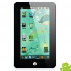 "7"" Touch Screen Android 2.2 Tablet PC w/ Camera / TF - White (ARM V5 349.79MHz / 2GB)"