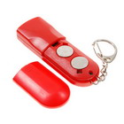 Universal TV Remote Controller Keychain with LED Flashlight