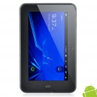 "7.0"" Resistive Touch Screen Android 2.3 Tablet PC with Camera / Wi-Fi / TF / HDMI (Silver + Black)"