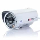 "JXJ 1 / 3 ""CCD Surveillance Security Camera w / 24-LED IR Nachtsicht (12mm-Lens/PAL)"