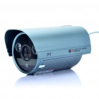"JXJ 1/3"" CCD Surveillance Security Camera w/ 2-EPLED IR Night Vision (12mm-Lens/PAL)"