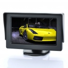 "4.3"" LCD Monitor for Visual Reversing/Vehicles Reverse Camera (DC 12~24V)"