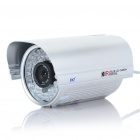 "JXJ 1/3"" CCD Surveillance Security Camera w/ 36-LED IR Night Vision (8mm-Lens/PAL)"
