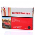 Car Parking Sensor/Radar Kit (DC 12V~24V)