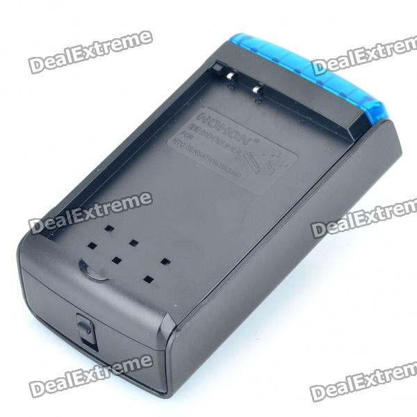 Nohon Compact Battery Charger For Htc G14 Htc Evo 3d