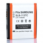 "Replacement 3.7V ""1100mAh' Battery Pack for Samsung i7b"