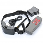 Rechargeable Electronic Bark-Control Pet Training Collar with Remote Controller