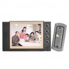 "8 ""LCD 300KP CMOS Digital Video Door Phone mit 6-LED IR Nachtsicht"