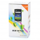 "Coolpad W721 3.5 ""capacitivo Android 2.2 3G WCDMA Dual SIM Smartphone w / GPS + TV + Wi-Fi + 2GB TF"