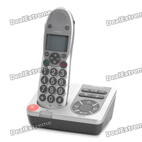 "BigTel 180 1.9"" LCD Wireless Dect-Telephone"