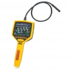 "3.5"" LCD 300KP 4-LED Illuminated Inspection Tube Snake Camera Endoscope with TF Slot"