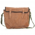 Multi-Function Cow Leather Tool Bag - Brown