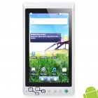 "TM7005 Android 2.2 Tablet w/ 7"" Capacitive, Wi-Fi, GPS, Bluetooth and Webcam - Black"