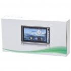 "TM7005 Android 2.2 Tablet w / 7 ""Capacitiva, Wi-Fi, GPS, Bluetooth e webcam - Preta"