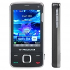 N900 GSM Projector TV Touch Phone w/ 3.1