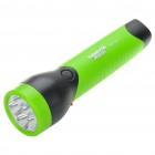 TGX-3625 Rechargeable 0.5W 6-LED 1-Mode White Light Flashlight (AC 110~260V / 2-Flat-Pin Plug)