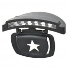 WildWolf 7-LED 1-Mode Cap / шляпы Свет (2 х CR2032)