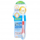 3-Sided Diagonal Toothbrush for Adult