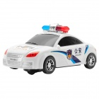 Police Car Toy with Light & Sound Effects (3 x AA)
