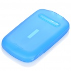 NILLKIN TPU Protective Matte Frosted Case for ALCATEL OT-990M w/Screen Protector - Blue