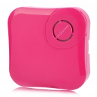 Stylish Surface Resonance Vibration Speaker - Deep Pink (2 x AAA Batteries)