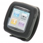 Silicone Wrist Band for iPod Nano - Black (27.5cm)
