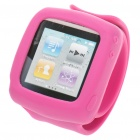 Silicone Wrist Band for iPod Nano - Pink (27.5cm)