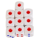 Ligeiramente-Bigger Mini Dices (10-Pack)