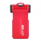 Designer's USB Flash/Jump Drive - Red + Black (16GB)