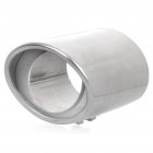 Stylish Stainless Steel Protection Car Exhaust Pipe Muffler for Honda CRV - Silver