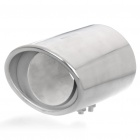 Stylish Stainless Steel Car Exhaust Pipe Muffler Tip for Honda CRV - Silver