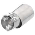Stylish Stainless Steel Car Exhaust Pipe Muffler Tip for Buick-GL8/Harvard H3/H5 - Silver