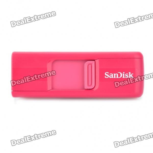 Genuine SanDisk USB 2.0 Flash Drive - Red (8GB)