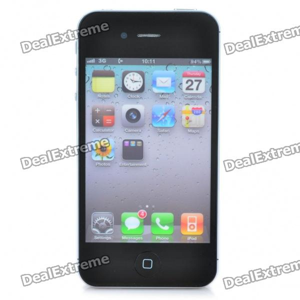 Non-Working Fake Dummy iPhone 4S Sample Display Model - Black + Silver