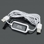 USB PC To Tablet PC Smart Data Link Cable with Keyboard & Mouse Share
