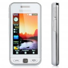 "Samsung S5230 2.8"" Touch Screen Quadband GSM Cellphone w/ JAVA / FM - White"