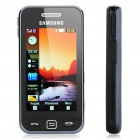 "Samsung S5230 2.8"" Touch Screen Quadband GSM Cellphone w/ JAVA / FM - Black"