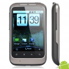 "Star A02 3.2"" Touch Screen Dual SIM Android 2.2 Quadband GSM Smartphone w/Wi-Fi - Black + Gray"