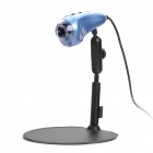 Portable USB 2.0 CMOS 2.0MP 320X Digital Microscope with 4-LED Illumination